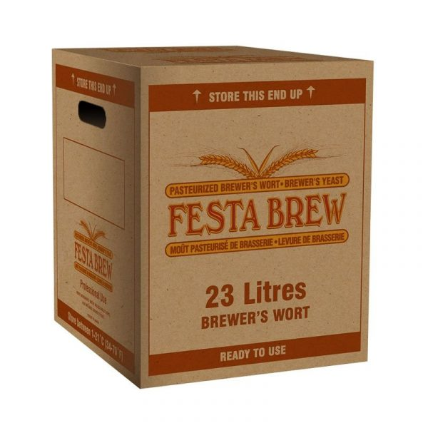 Festabrew Wheat Beer