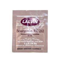 Wine Yeast RC-212 5g