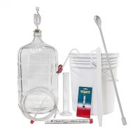 Starting Kit (Glass Carboy 23L.)