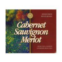 Self-adhesive Labels  Cabernet Sauvignon Merlot